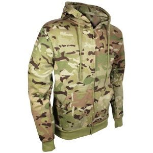 Bluza z Kapturem Viper Tactical Hoodie Zipped V-Cam