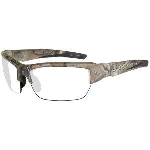 Oprawka okularów taktycznych Wiley X WX Valor Realtree Xtra Camo