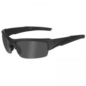Okulary Taktyczne Wiley X WX Valor Black Ops - Smoke - Czarne
