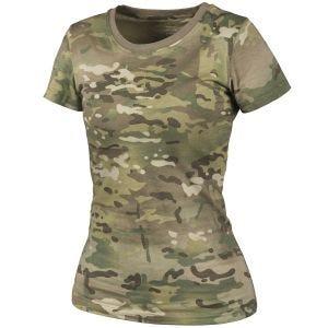 Koszulka T-shirt Helikon Damska Camogrom
