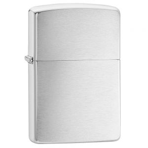 Zapalniczka Zippo Brushed Chrome Regular